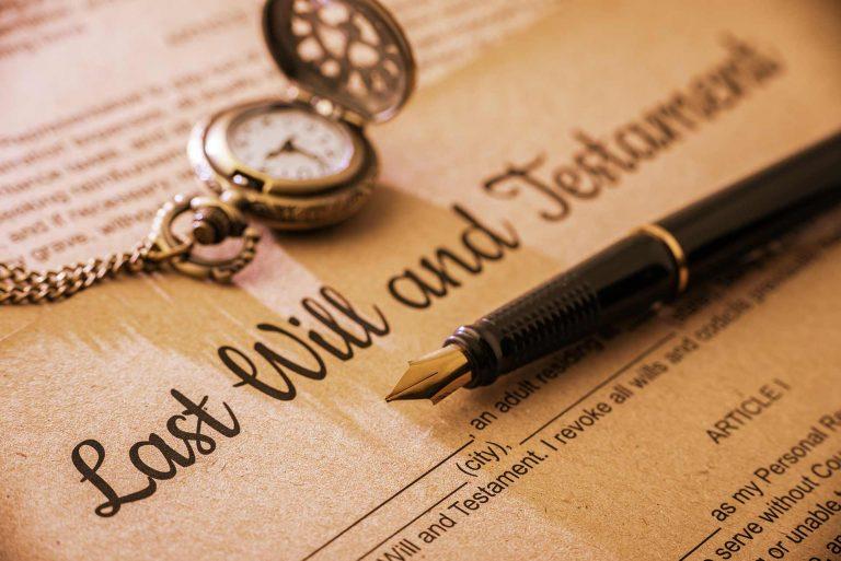 Wills, Trusts, Power of Attorney, & Living Wills